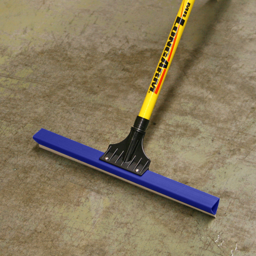 18 plastic and rubber squeegee mla 0268 for 18 floor squeegee