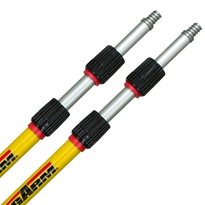 Mr Long Arm Telescoping Pole Aluminum and Fiberglass