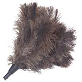 Feather Duster Telescoping Pole Cleaning Attachment